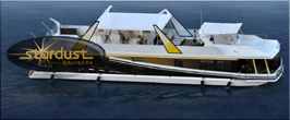 Houseboats New 2012 Sharpe Houseboat 18 x 87 finished by Stardust Cruisers